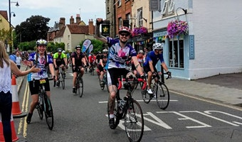RideLondon 100 for Young Epilepsy