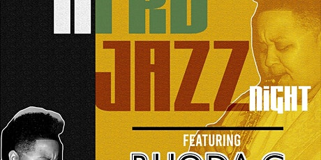 Afro Jazz Night tickets