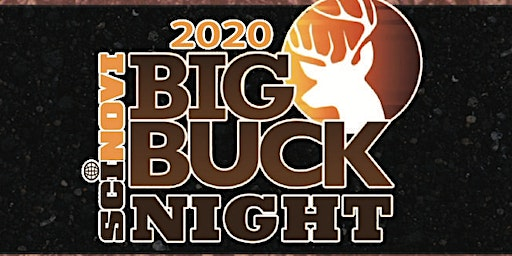 Big Buck Night 2020 Safari Club International Novi Chapter with guest Speaker Bob Garner