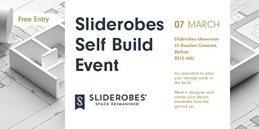 Sliderobes Belfast - Self Build Day