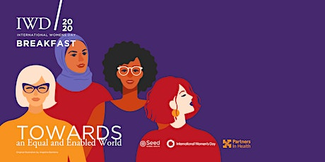 2020 International Women's Day: Towards an Equal & Enabled World tickets