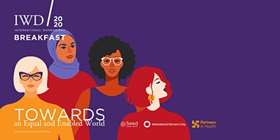 2020 International Women's Day: Towards an Equal & Enabled World