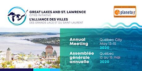 Annual Meeting 2020 - Assemblée générale annuelle 2020 tickets