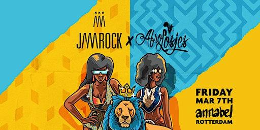 Jamrock x Afrolosjes x 010