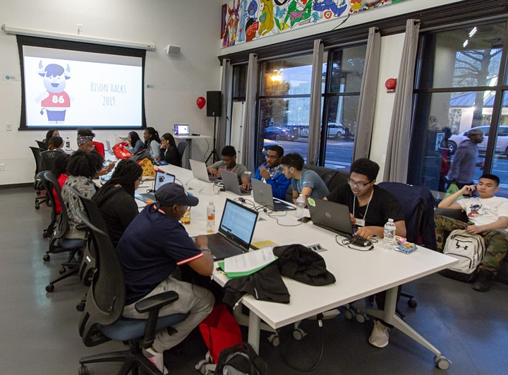 #BISONHACKS 2021 7th Annual Howard University Hackathon image
