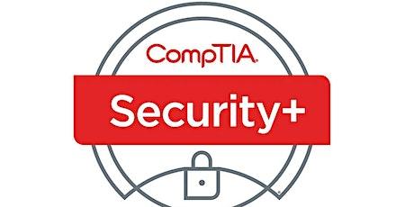 Pleasanton, CA | CompTIA Security+ Certification Training (Sec+), includes Exam Voucher - Evenings tickets