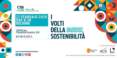 Il Salone della CSR e dell'innovazione sociale - Bologna 2020