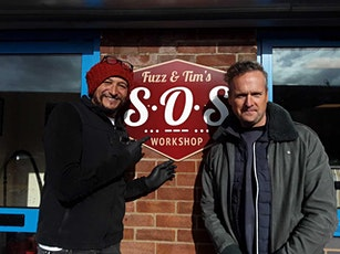 SOS Workshop Open Day - Charity Event tickets