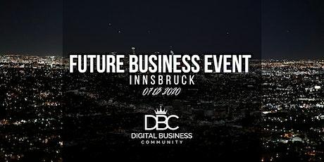 Future Business Event Innsbruck Tickets