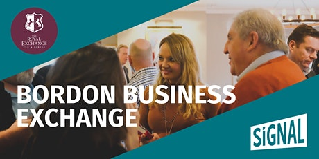 The Bordon Business Exchange tickets