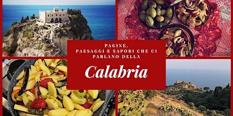Aperitivo culturale: Sapori di Calabria biglietti