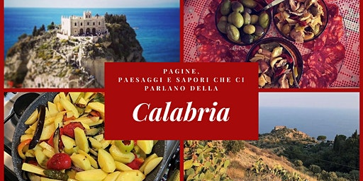 Aperitivo culturale: Sapori di Calabria