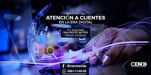 Curso-Taller:Atención a clientes en la era digital