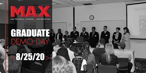 MAX Technical Training  |  Hiring Event  |  Graduate Demo Day