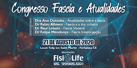 Congresso Fascia e Atualidades tickets