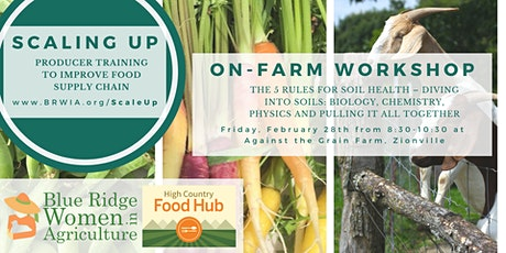 5 Rules for Soil Health Diving into Soils with Ellen Polishuk tickets