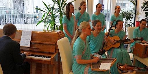 Meditatives Konzert zur Feier von 7 Jahren vom Sacred Restaurant