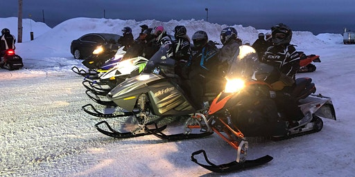 Women on Snow 2020- a fun filled snowmobile ride with prizes and surprises