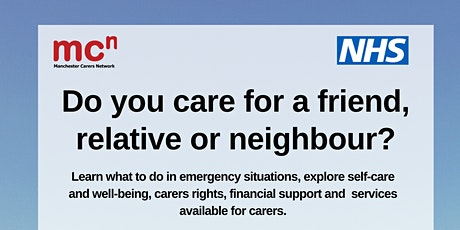 Being a Carer tickets