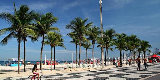 Cristo Redentor e Copacabana RJ - Day Use