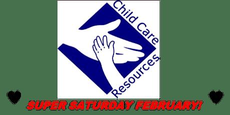 Super Saturday Mini Conference February 2020 tickets