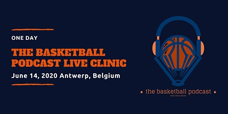 The Basketball Podcast LIVE Clinic billets
