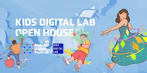 Kids Digital Lab Open House