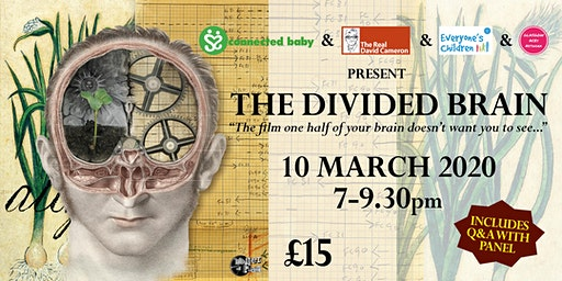 The Divided Brain 2020 Tour - Glasgow