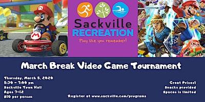March Break Kids Video Game Tournament