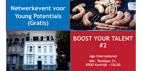 Boost Your Talent #2 - Ago International tickets