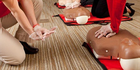 American Red Cross First Aid, CPR & AED Instructor Certification tickets