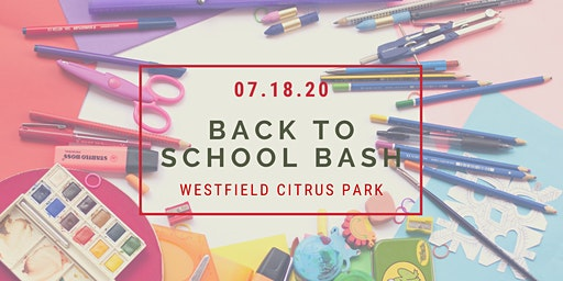 Full Inclusion Back to School Bash presented by Westfield Citrus Park