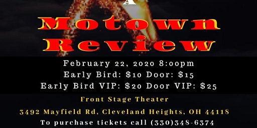 Black History :Motown Review