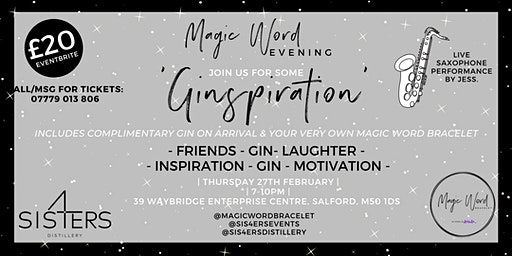 Magic Word Evening