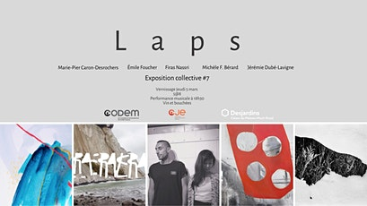 L a p s : exposition collective #7 billets