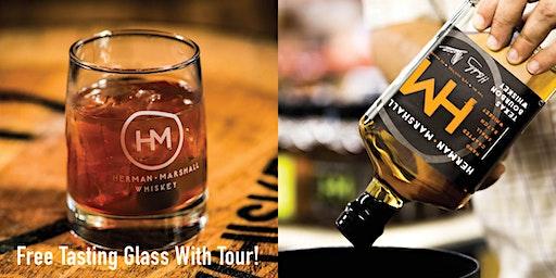 Bottle Your Own Bourbon - Herman Marshall Distillery Tasting and Tour