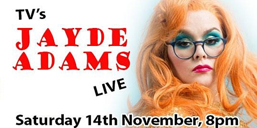 Glass Eye Comedy Club - Jayne Adams
