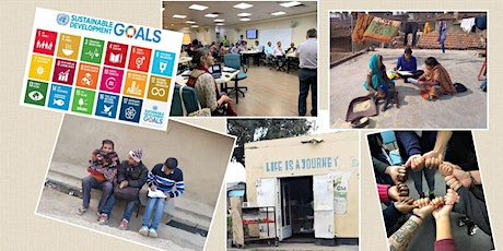 Researching the Sustainable Development Goals for real world impact tickets