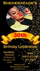 Sherri's 30th Birthday Celebration  tickets