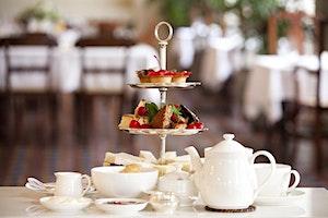 Afternoon Tea at Esprit