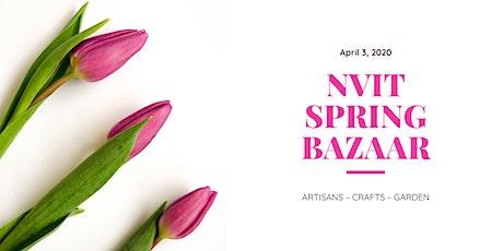 NVIT Spring Bazaar tickets