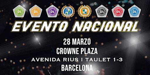 28 de Marzo Evento Nacional