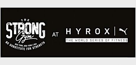Attn Spectators: Strong NY Gym at HYROX Dallas! tickets