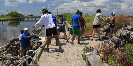 Oyster Shell Bagging Event - Coastal Louisiana Reef Restoration - Wednesday, April 22 - FSC Interactive and Public tickets