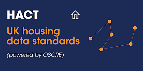 The what, where and how of the UK Housing Data Standards tickets