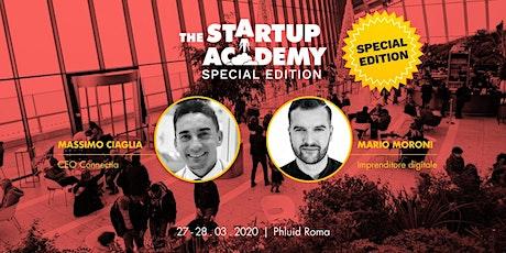 The Startup Academy Special Edition biglietti
