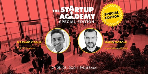 The Startup Academy Special Edition