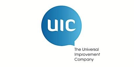 Universal Improvement Skills tickets