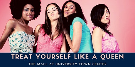 2nd Annual Treat Yourself Like a Queen Expo tickets