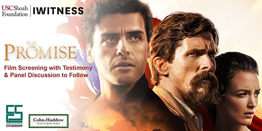 The Promise:  Screening and Panel Discussion